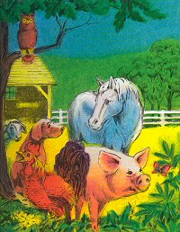 My Farm Adventure Personalized Childrens Book