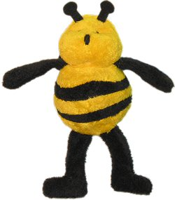 Sting Bee Bouncy Buddies Stuffed Animal by Purr-Fection by MJC