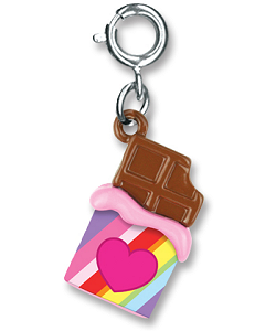 CHARM IT! Rainbow Chocolate Bar Charm by High IntenCity