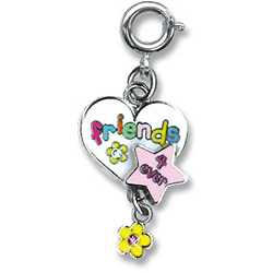 CHARM IT! Friends 4 Ever Charm