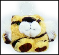 Baby Timmy Tiger Cushy Kids Stuffed Animal by Purr-Fection by MJC