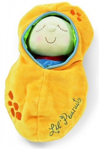Lil' Peanut Snuggle Pod by Manhattan Toy