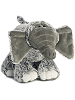 Elate Elephant Funny Bones Stuffed Animal by Aurora World (Standing)