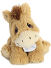 Apple-Jack Horse Precious Moments Stuffed Animal (Front View)