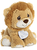 Hamilton Lion Precious Moments Stuffed Animal (Rotated View)