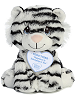 Togo Tiger (White) Precious Moments Plush Animal by Aurora