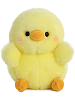 Chickadee Chick Rolly Pets Stuffed Animal by Aurora World (Front)