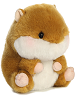 Frolic Hamster Rolly Pets Stuffed Animal by Aurora World (Front View)