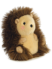 Merry Hedgehog Rolly Pets Stuffed Animal by Aurora World (Rolled Right)