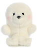 Serendipity Seal Rolly Pets Stuffed Animal by Aurora World (Front View)