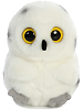 Hoot Owl Rolly Pets Stuffed Animal by Aurora World (Front)