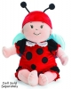 Baby Stella Doll Modeling Dress Up Ladybug Outfit