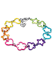 CHARM IT! Rainbow Shapes Charm Bracelet