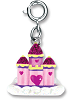 CHARM IT! Fairytale Castle Charm by High IntenCity