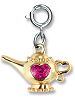 CHARM IT! Magic Lamp Charm by High IntenCity (Front)