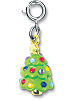 CHARM IT! Christmas Tree Charm (Rotated)