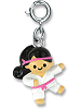 CHARM IT! Karate Girl Charm by High IntenCity