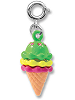CHARM IT! Ice Cream Cone Charm