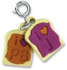 CHARM IT! PB & J Sandwich Charm (Open)