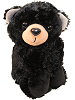 Black Bear CK Huggers Stuffed Animal by Wild Republic (Arms Closed)