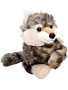 Wolf CK Huggers Stuffed Animal by Wild Republic (Arms Closed)