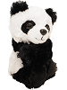 Panda CK Huggers Stuffed Animal by Wild Republic (Arms Closed)