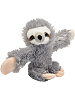 Sloth CK Huggers Stuffed Animal by Wild Republic (Arms Open)