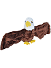 Bald Eagle CK Huggers Stuffed Animal by Wild Republic