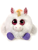 Sunshine Unicorn Wolf Lubby Cubbies Stuffed Animal by Fiesta