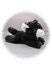 Cat (Black) Handfuls Stuffed Animal by Unipak Designs