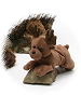 Moose Handfuls Stuffed Animal by Unipak Designs