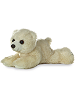 Arctic Polar Bear Mini Flopsies Stuffed Animal by Aurora World