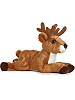 Deer (Antlers) Mini Flopsies Stuffed Animal by Aurora World