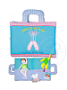 Ballerina Dress 'N Play Cloth Activity Book by Rosalina