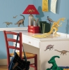 Dinosaurs RoomMates Wall Decals Room View