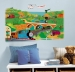 Thomas the Tank Engine RoomMates Giant Wall Decal Room View
