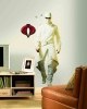 G.I. Joe Storm Shadow RoomMates Giant Wall Decal Room View
