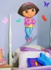 Dora the Explorer (v3) RoomMates Giant Wall Decal Room View