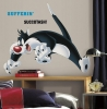 Sylvester RoomMates Giant Wall Decal Room View