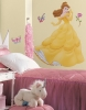 Beauty & the Beast Princess Belle RoomMates Giant Wall Decal Room View