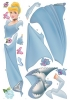 Cinderella RoomMates Giant Wall Decal Sheets