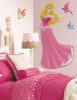 Sleeping Beauty (Princess Aurora) RoomMates Giant Wall Decal Room View