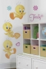 Tweety Bird RoomMates Giant Wall Decal Room View