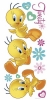 Tweety Bird RoomMates Giant Wall Decal Set