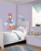 Daisy Duck RoomMates Giant Wall Decal Set Room View