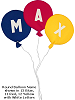 Round Balloon Name Max shown in 13 Blue, 11 Red, 12 Yellow