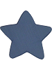 Star (Small) Fabric Wall Art shown in #83 Blueberry