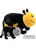 Q Bee (Large) Bumblebee Stuffed Animal by Unipak