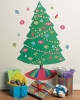 Christmas Tree Giant Wall Decal Room View