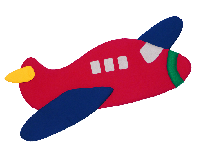 Airplane fabric wall art for Childrens airplane fabric